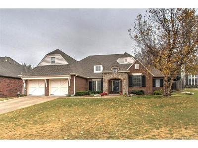 Jenks Single Family Home For Sale: 12325 S 4th Street