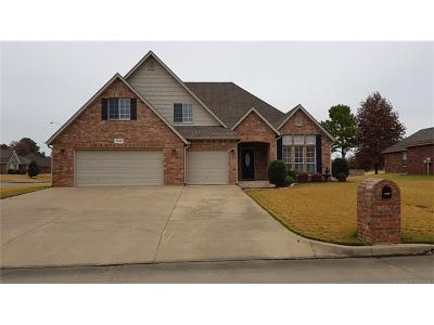 Claremore Single Family Home For Sale: 3212 Club Street