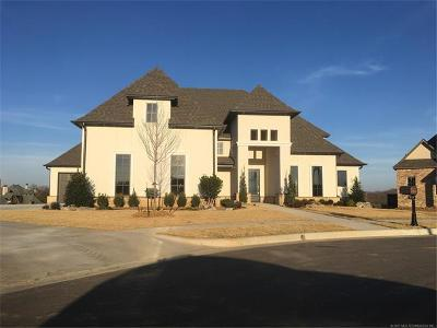 Jenks Single Family Home For Sale: 719 W 109th Place S
