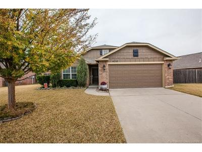 Jenks Single Family Home For Sale: 4033 W 105th Street S