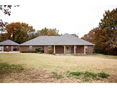 Ada OK Single Family Home For Sale: $318,000