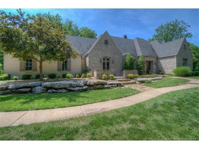 Owasso Single Family Home For Sale: 9815 N Stonewick Road