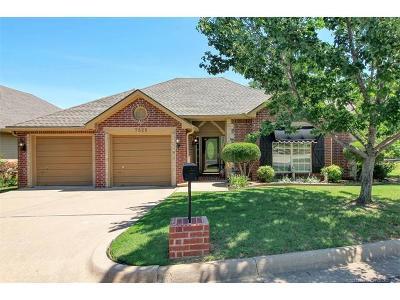 Tulsa Single Family Home For Sale: 7525 S Granite Court
