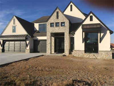 Jenks Single Family Home For Sale: 717 W 109th Street S