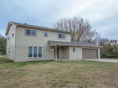 Broken Arrow Single Family Home For Sale: 6531 S 265th Avenue E