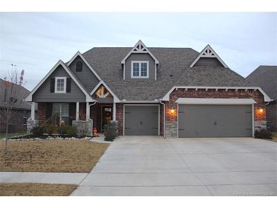 Jenks Single Family Home For Sale: 2606 W 112th Place S