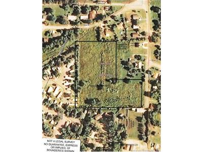 Tahlequah OK Residential Lots & Land For Sale: $149,000