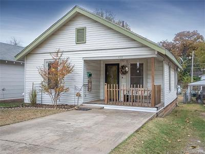 Sand Springs Single Family Home For Sale: 405 N McKinley Avenue