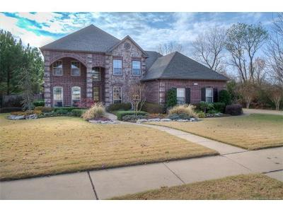 Broken Arrow Single Family Home For Sale: 6708 S Sycamore Avenue