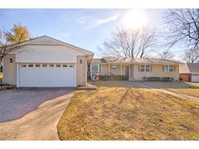Ada Single Family Home For Sale: 1809 E 16th Street