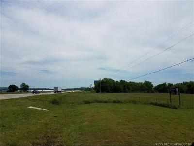 Claremore Residential Lots & Land For Sale: Hwy 20