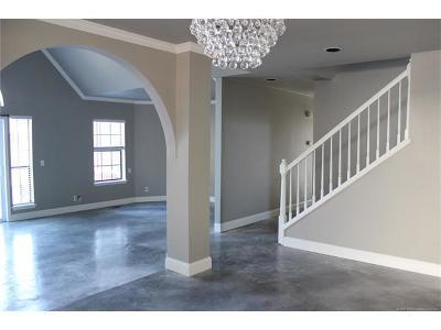 Broken Arrow Single Family Home For Sale: 1829 N 14th Street