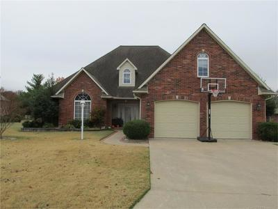 Claremore Single Family Home For Sale: 3207 Heritage Drive