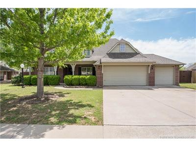 Owasso Single Family Home For Sale: 9303 N 104th East Avenue