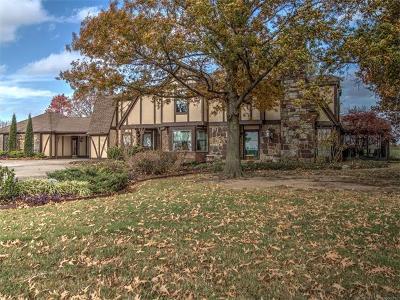 Broken Arrow Single Family Home For Sale: 21921 E 101st Street S