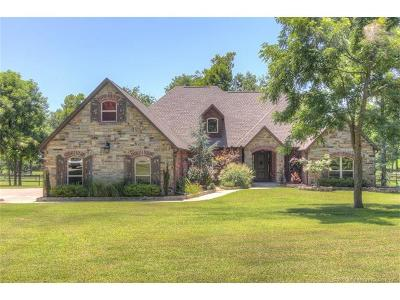 Skiatook Single Family Home For Sale: 4710 W Munson Road