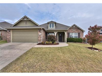 Bixby Single Family Home For Sale: 13335 S 21st Place