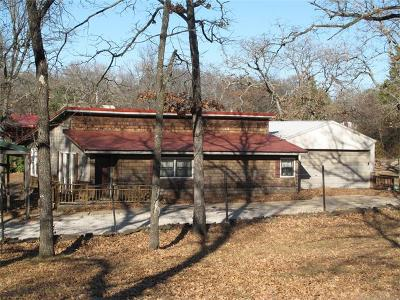 Cookson OK Single Family Home For Sale: $179,000