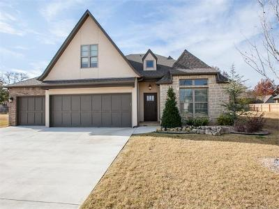 Jenks Single Family Home For Sale: 11444 S Ash Street