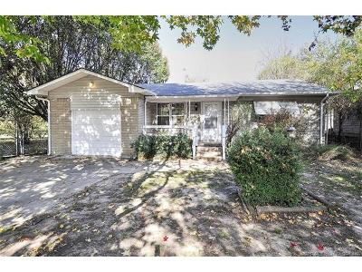 Broken Arrow Single Family Home For Sale: 402 E Fort Worth Street