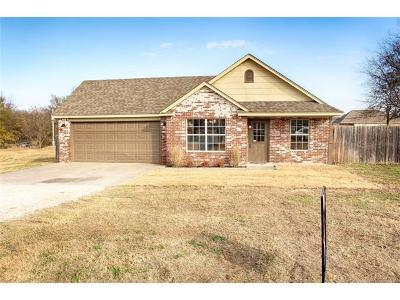 Claremore Single Family Home For Sale: 21035 S Shiloh Road