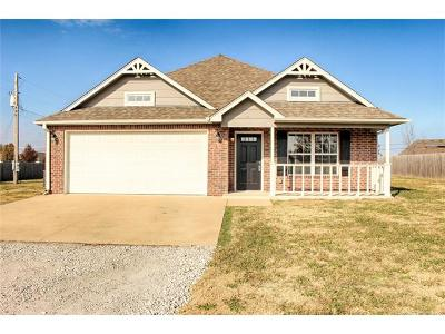 Claremore Single Family Home For Sale: 9147 E Shiloh Road