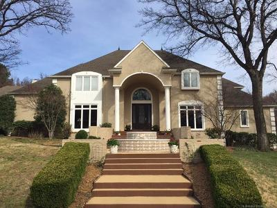 Tulsa Single Family Home For Sale: 11909 S Granite Avenue