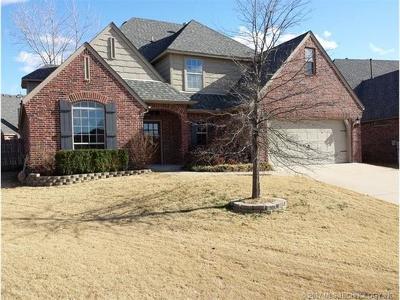 Broken Arrow Single Family Home For Sale: 3801 W Utica Street