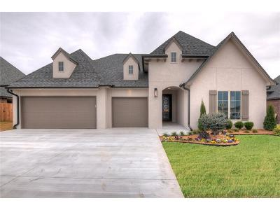 Jenks Single Family Home For Sale: 436 E 129th Place S