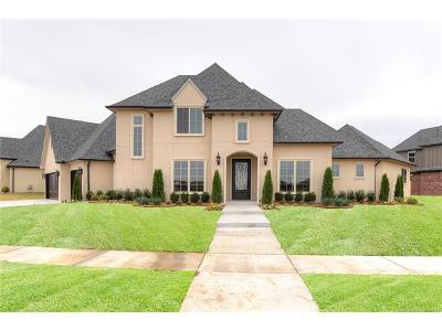 Jenks Single Family Home For Sale: 506 E 127th Place S