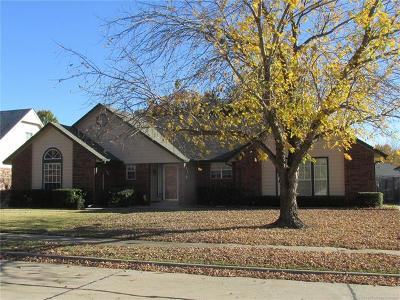 Owasso Single Family Home For Sale: 13110 E 78th Street N