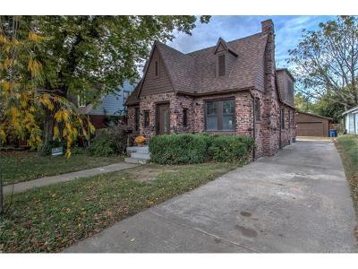Tulsa Single Family Home For Sale: 1624 S Victor Avenue