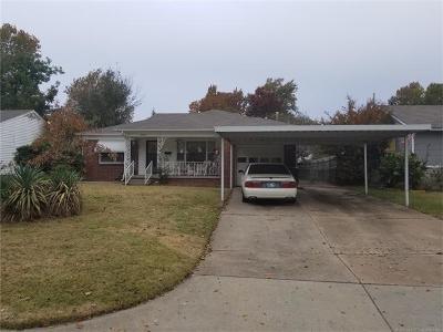 Tulsa Single Family Home For Sale: 4956 S Madison Avenue