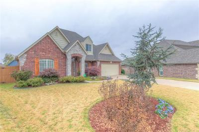 Broken Arrow Single Family Home For Sale: 2824 N Ironwood Court