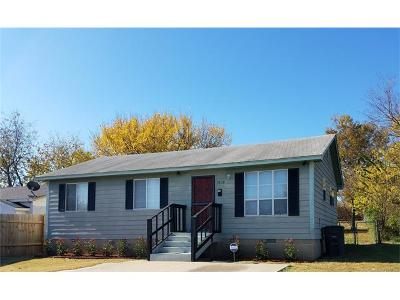 Tulsa Single Family Home For Sale: 1830 N Troost Avenue