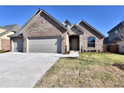 Jenks Single Family Home For Sale: 425 W 127th Street S
