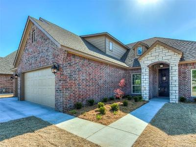 Owasso Single Family Home For Sale: 7910 N 142nd East Avenue