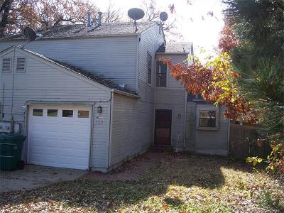 Sand Springs Condo/Townhouse For Sale: 722 E Old North Road