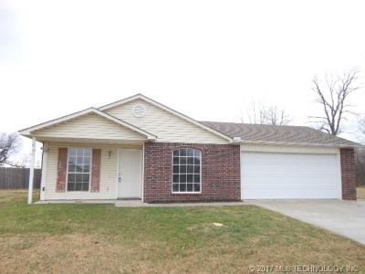 Owasso Single Family Home For Sale: 8920 N 148th East Avenue