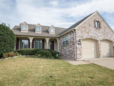 Tulsa Single Family Home For Sale: 9547 S College Court