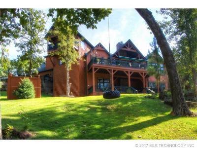 Broken Arrow Single Family Home For Sale: 29324 E 23rd Street S