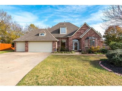 Owasso Single Family Home For Sale: 10318 E 92nd Place N
