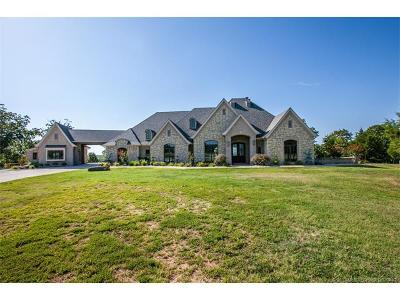 Fort Gibson OK Single Family Home For Sale: $1,095,000