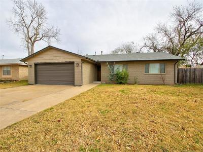 Jenks Single Family Home For Sale: 321 N Cedar Street