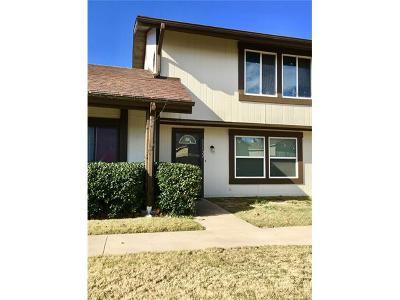 Tulsa Condo/Townhouse For Sale: 11122 E 13th Place #2
