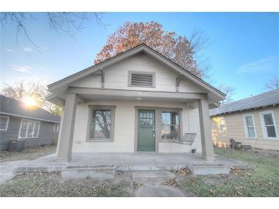 Sand Springs Single Family Home For Sale: 504 N Washington Avenue