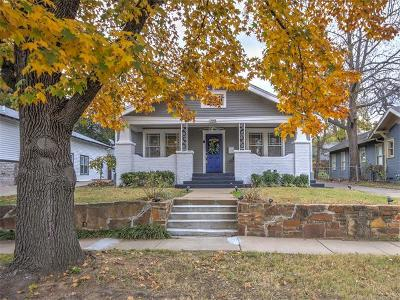 Tulsa Single Family Home For Sale: 1545 S Yorktown Avenue