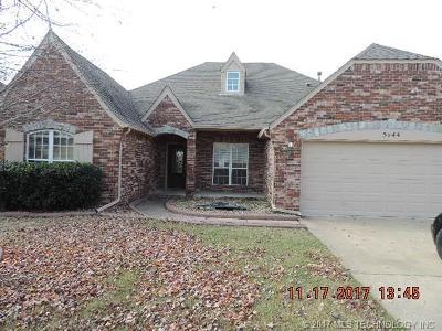 Broken Arrow Single Family Home For Sale: 5044 S 203rd East Avenue