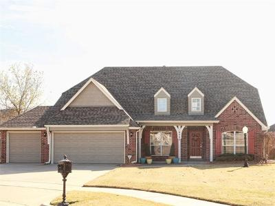Owasso Single Family Home For Sale: 10402 E 95th Circle North