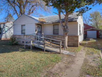 Tulsa Single Family Home For Sale: 1507 N Norwood Avenue